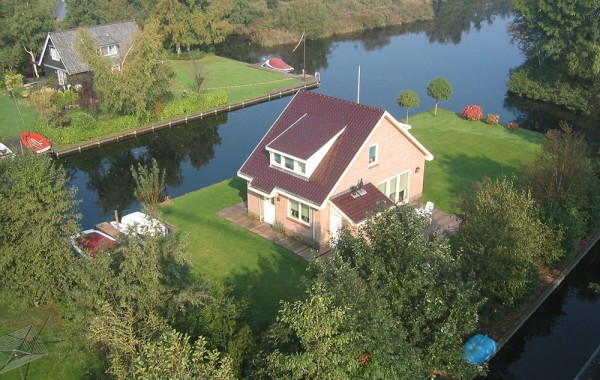 Recreatievilla Vinkeveen